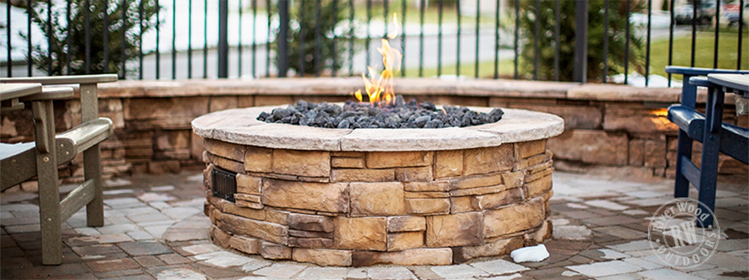 Warm Outdoor Fire Pits